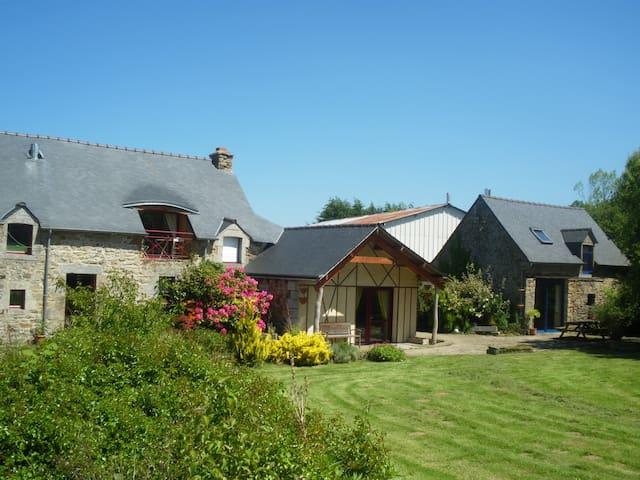 Ferme auberge - La Ville Suzanne / Chambre #3