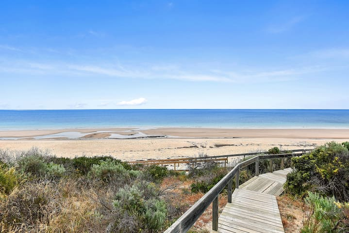 ♥️The Hidden Diamond♥️ - Normanville Beachhouse