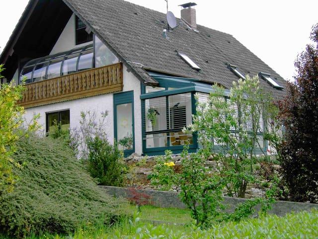Liebevolle Unterkunft nahe Bamberg - Stettfeld