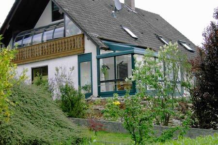 Liebevolle Unterkunft nahe Bamberg - Rumah