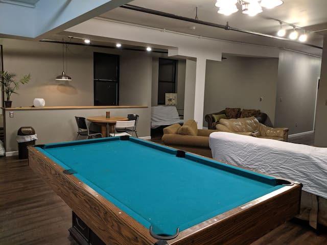 Newly Renovated Penthouse Suite in Historic Armory