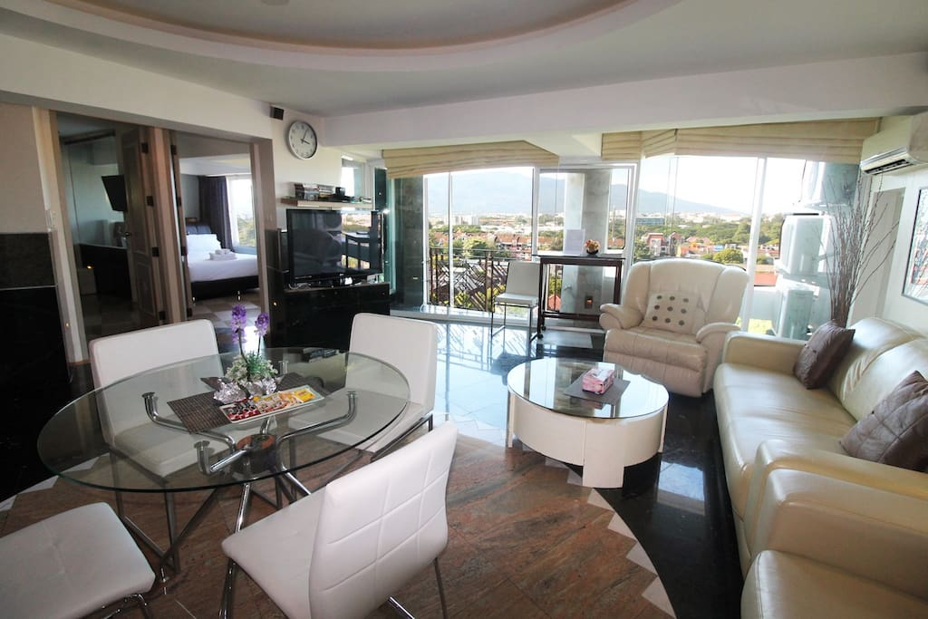 2 Luxus Bedroom W Fantastic Mountain View Serviced Apartments For Rent In Chiang Mai Chiang
