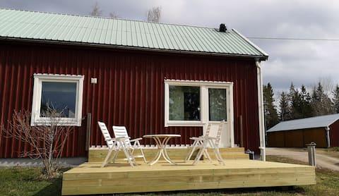 Landhuisje in Högbyn