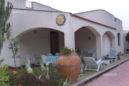 Comfortable house 80 m from the sea - Agnone - Townhouse
