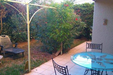 T2 rez de jardin beaucoup de charme - Bourg-lès-Valence