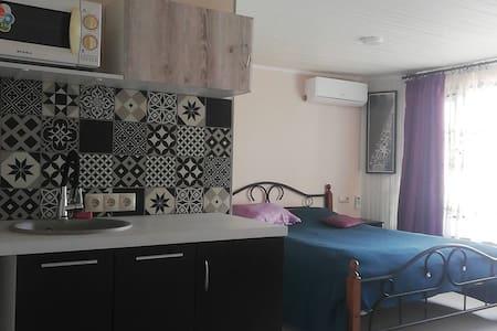 Квартира - студия на курорте Горячий Ключ