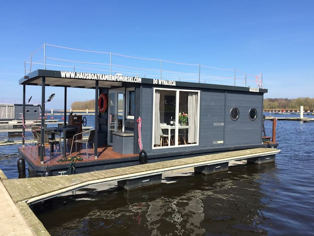 Houseboat Kristofer