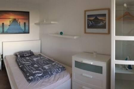 Gemütliche Wohnung in ruhiger Lage (15 min->HBF)