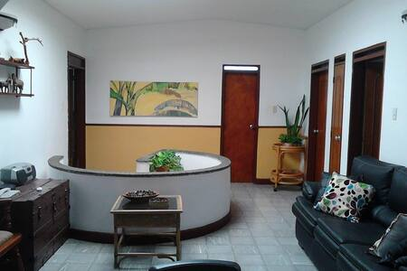 Confortable, ambiente ideal, excelente ubicación. - Bed & Breakfast