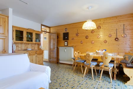 20mt from slopes, 70sqm, three rooms apartment