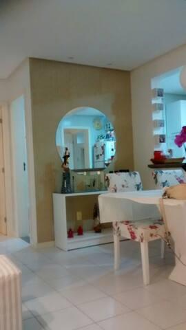 Apartamento de 2/4 na Linha Verde - 卡馬薩里(Camaçari) - 公寓