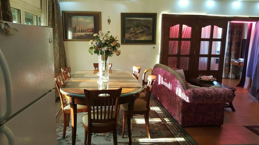 Deluxe Furnished Apartment in Cairo - cairo heliopolis - Apartment