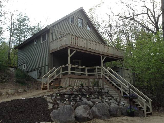 Open Concept Chalet with Many Upgrades