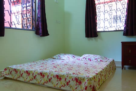 Marylou Bunglow - South Goa - Bungalo