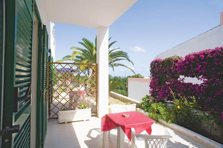 B&B Villa Natalina Camera Matrimoniale Vista Mare