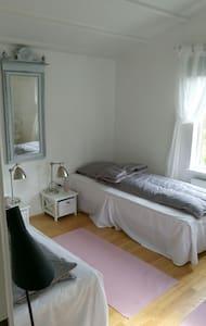 Cosy room on Stjernevej - Hornbæk