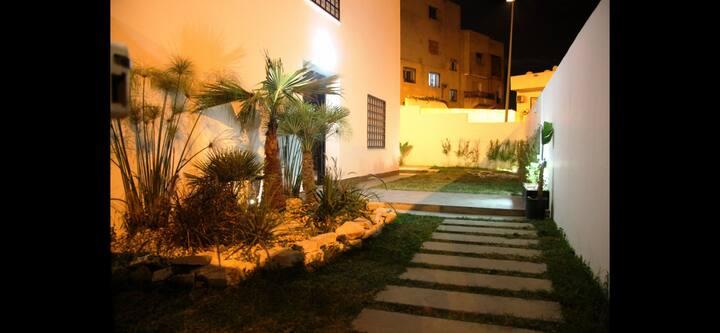 Hermes house jardin Del Manzah 1