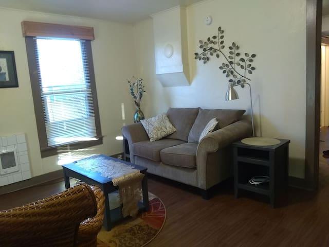 The Treeplex.... Grove apartment