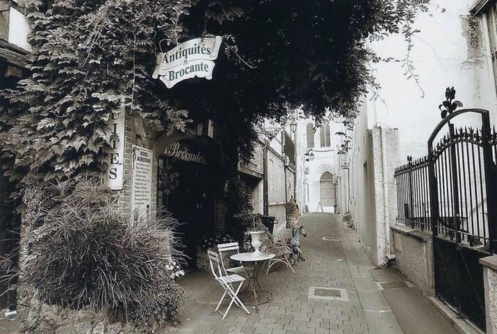 Duplex plein coeur de Chalons - Châlons-en-Champagne - Lejlighed