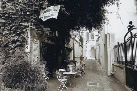 Duplex plein coeur de Chalons - Châlons-en-Champagne - Wohnung