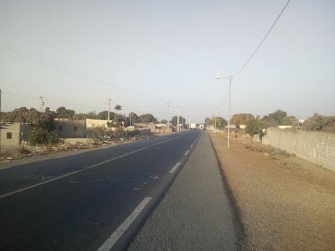 MAISON D'HOTE A KERY Route de Mboro