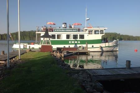 Emma Laiva - Imatra - Boat
