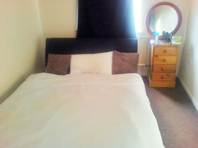 Cosy double room next to Christ Church meadow
