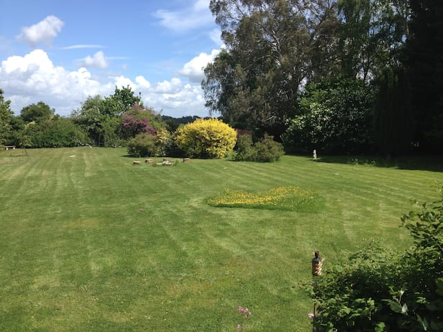 Family home in Landford, New Forest