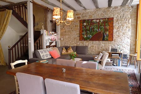 Spacious Home in Charming Village