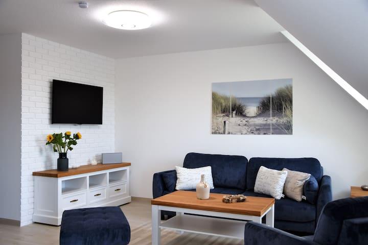 TOP-2-Raum-Apartment direkt im Yachthafen