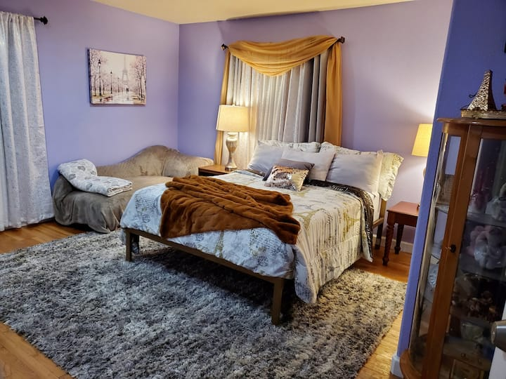 🔑🔓 Master Suite in Panorama City 🏡, Los Angeles