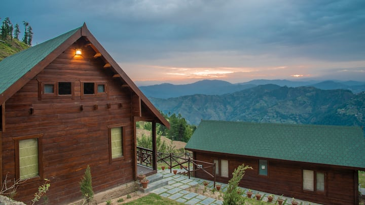 Duplex Hut | Woodays Resort | Himalayan | Tranquil
