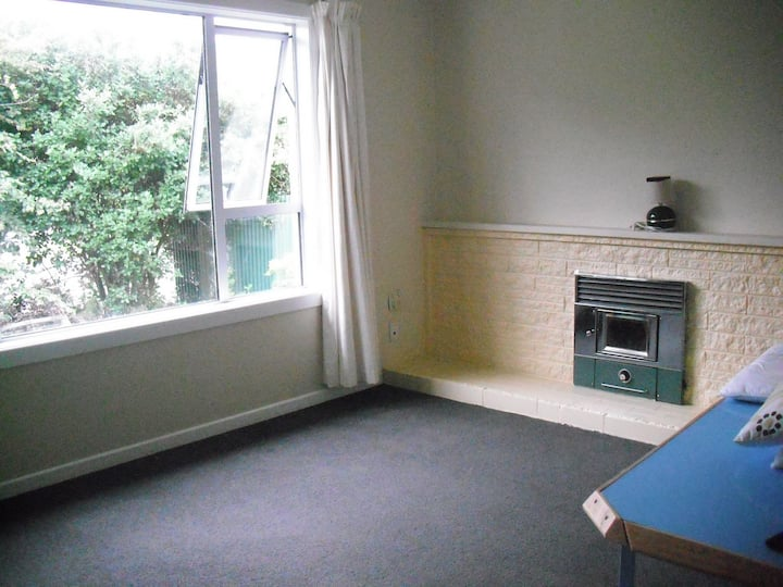 Cosy home 20 min from Stadium Southland