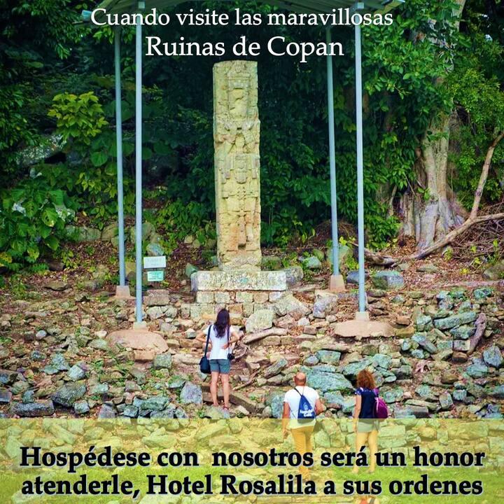 Las Ruinas Mayas de Copan