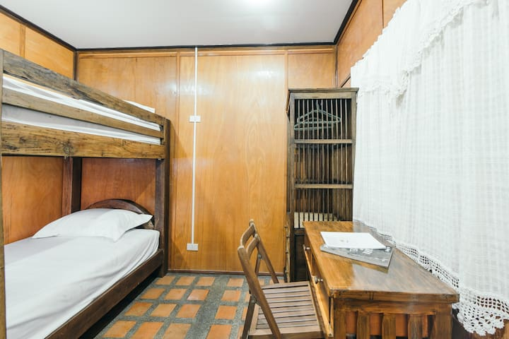 Bulk Bed at SS Bed&Breakfast - Mueang Chiang Mai  - Townhouse
