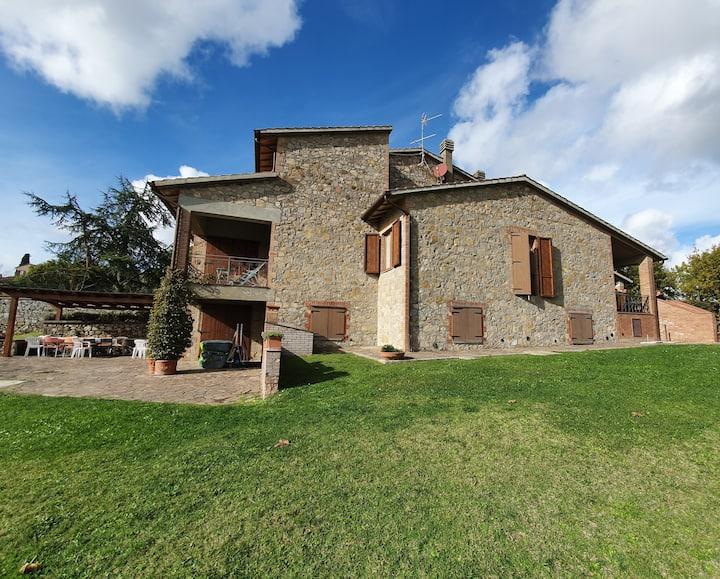 Appartamento Leccio di Villa Orizzonte
