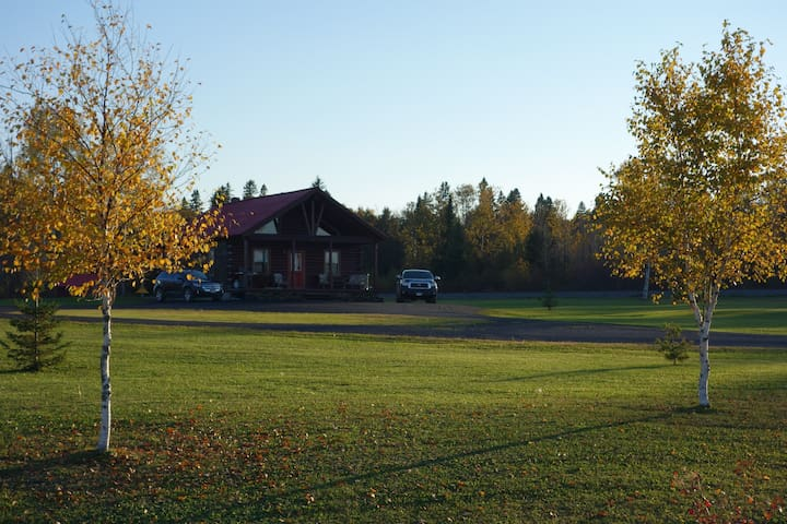 Cabin #2 - Pond Brook Cabins - Eagle Lake, ME - Eagle Lake - Chalet