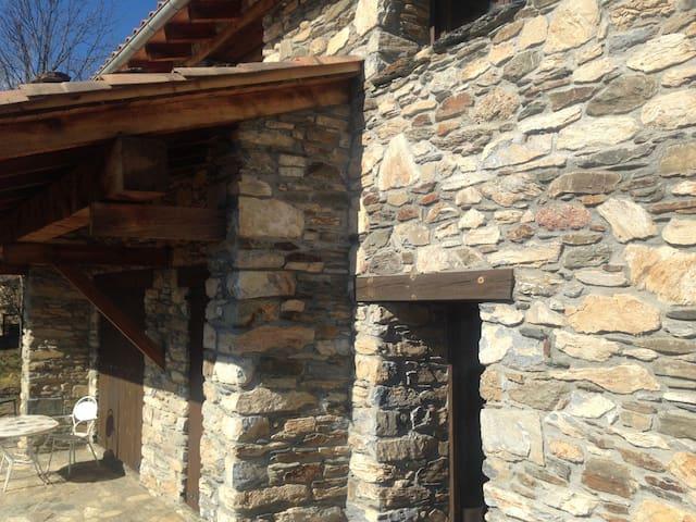 Casa Rural en la Vall de Camprodon - Llanars - Rumah