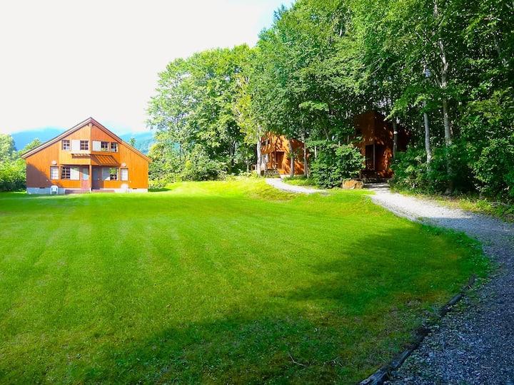Gassan Pole Pole Resort / Private mountain lodge