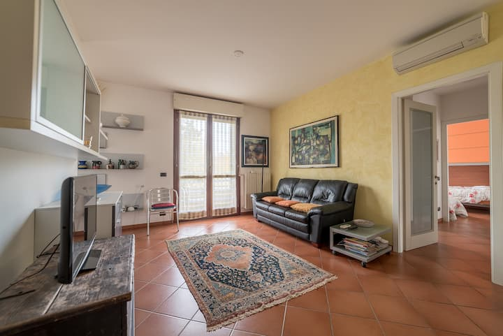 Quiet & cozy apartment with private garden, Wifi