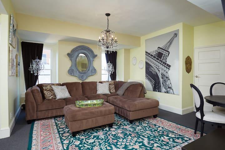 Biltmore DC luxury in Kalorama Ex-Large apartment