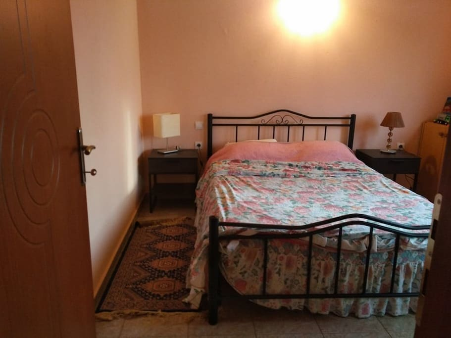 2. Bedroom with double bed