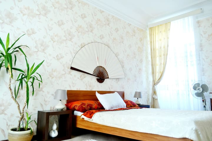 Cozy 2-rooms apartment in the heart of Odessa