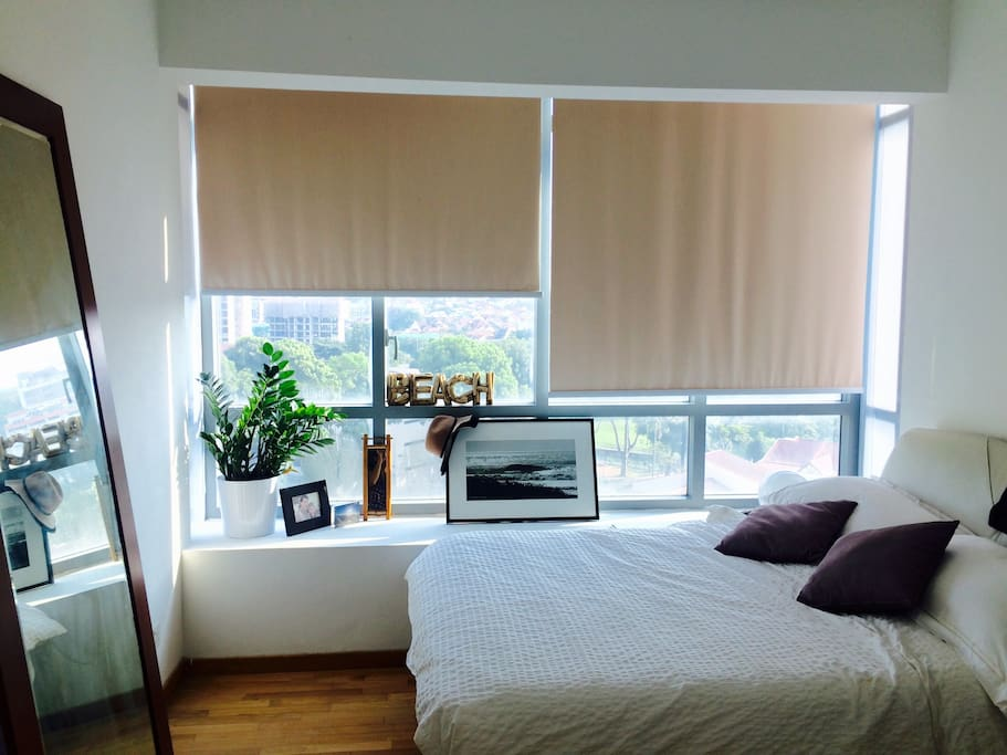 Bright Spacious Master Bedroom Flats For Rent In Singapore Singapore