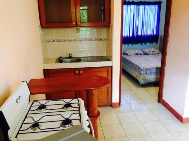 Apartamento Todo Incluido Independiente en Managua