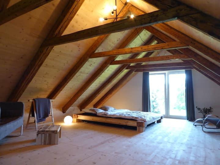 Engelburg Zuhause mit Aussicht
