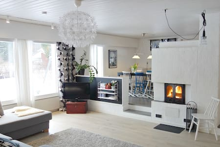 Cozy private house in Lahti