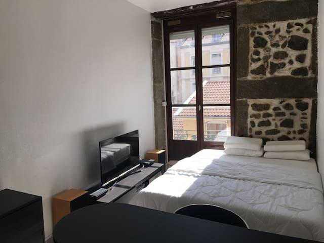 Studio refait a neuf Hyper Centre