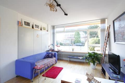 Vlastná izba v typickom holandskom dome