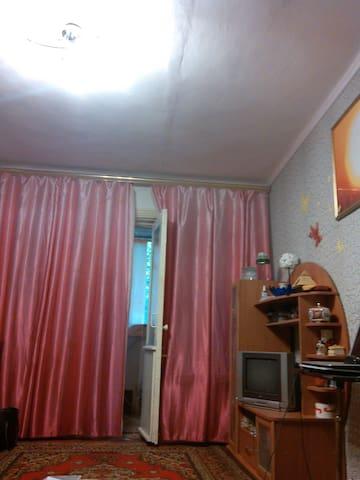 однокомнатная квартира в центре - Туапсе - Apartment
